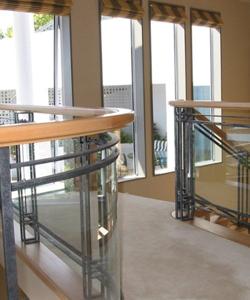 Custom Balustrade & Uplight