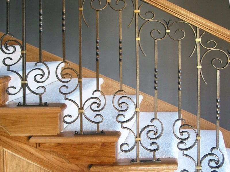 Creating Custom Ironwork Pieces Without Compromise