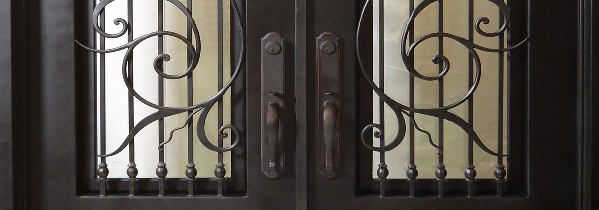 Wrought Iron custom made Harware products: hand forged in Nelson, New Zealand